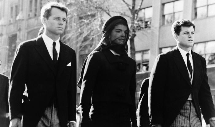 Похороны Кенеди.