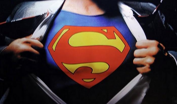 Скрытый Супермен в каждой серии.