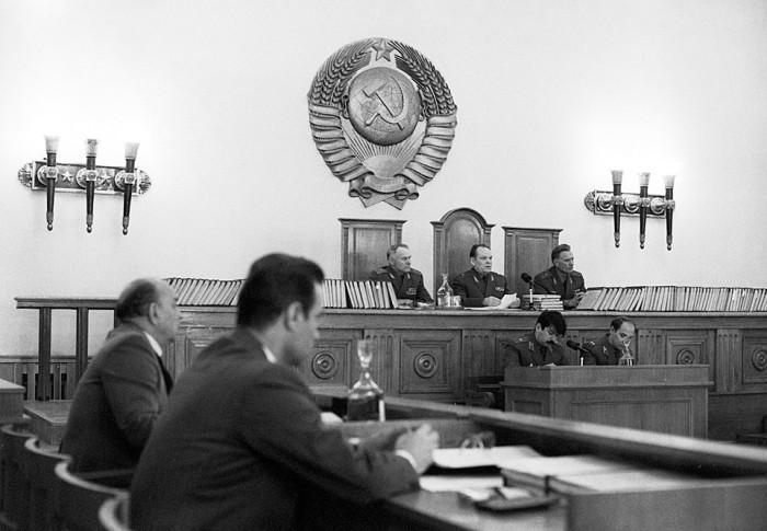 Суд не знал жалости к террористам и заговорщикам. ¦Фото: ok.ru.