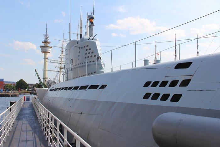 Подводная лодка U-2540 «Вильгельм Бауэр».