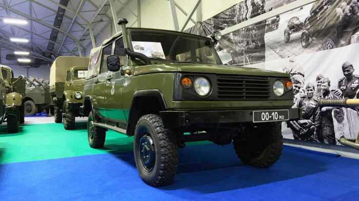 Еще один советский проект. |Фото: ru.motor1.com.