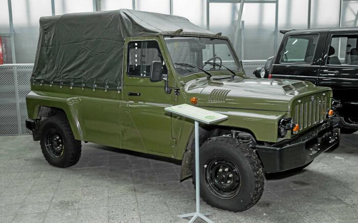 Редка модель. ¦Фото: car-box.ucoz.net.