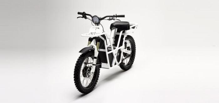 Мотоцикл Ubco 2x2.
