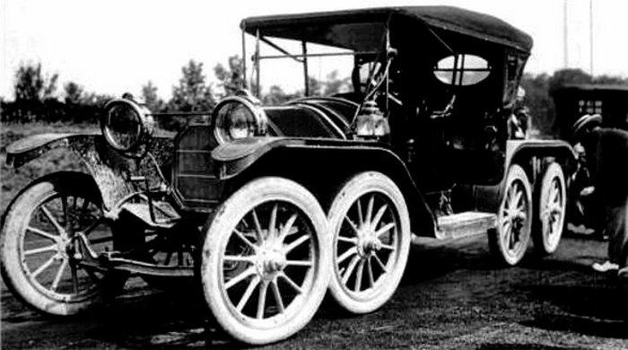 Overland OctoAuto (1911 г.в.)