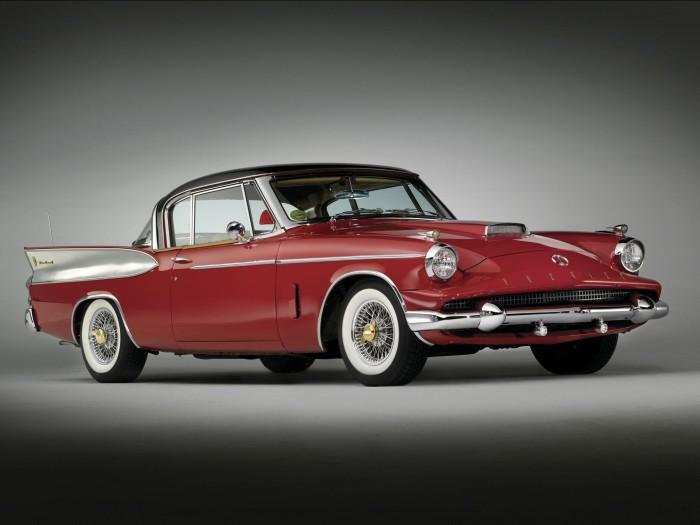 Packard Hawk (1958 г.в.).