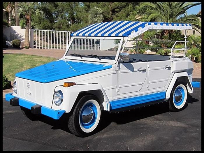 Volkswagen Thing (1974 г.в.).