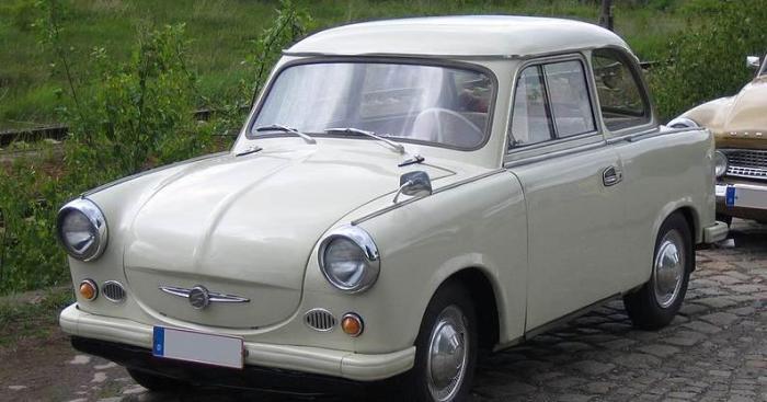 Trabant (1957 г.в.)