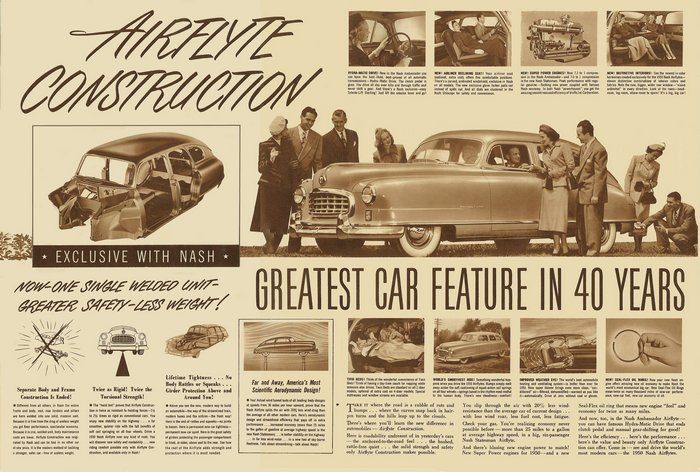 Nash Airflyte (1950 р.в.)