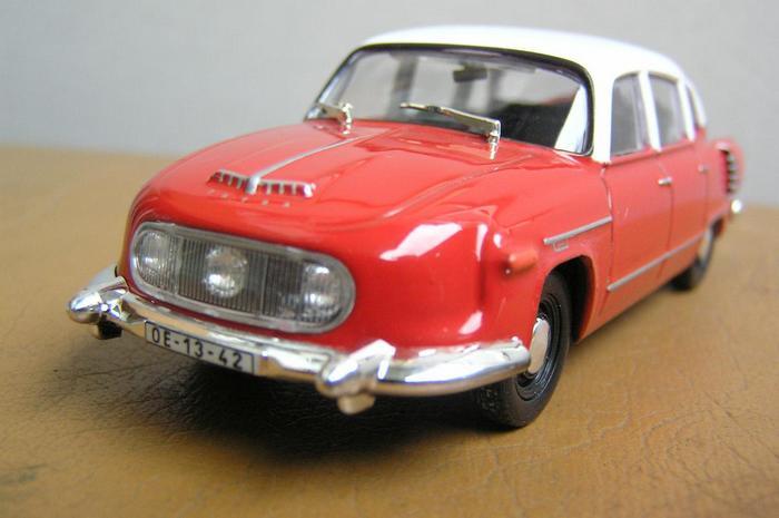 Tatra 603 (1956 г.в.).