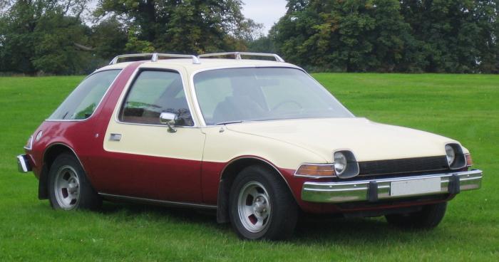 AMC Pacer (1975 р.в)