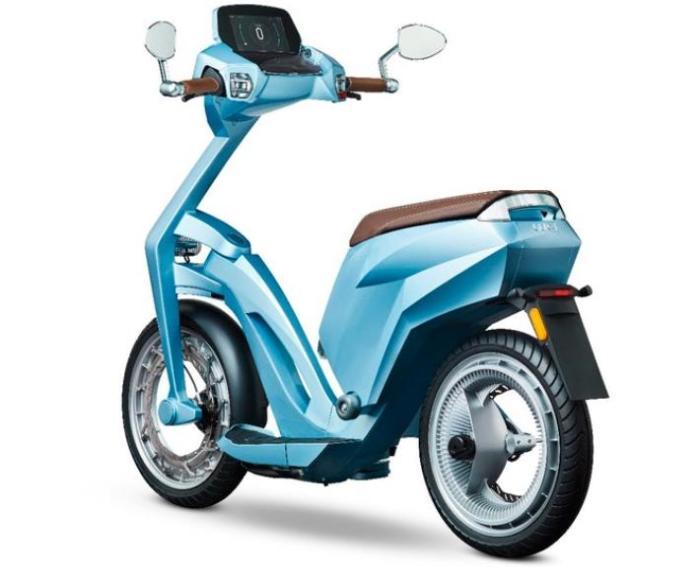 Никогда раньше скутеры не были такими.