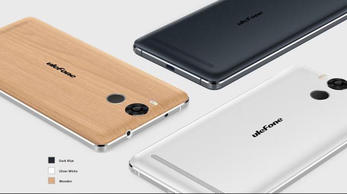Ulefone Power - отличные характеристики и низкая цена.