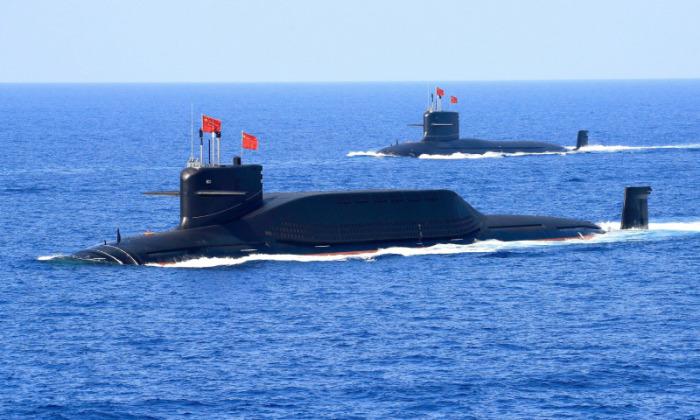 Атомных подводных лодок у Китая много. ¦Фото: goodfon.ru.