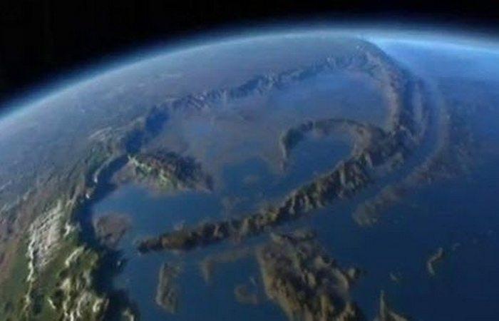 Под водой: каньон Жемчуг.