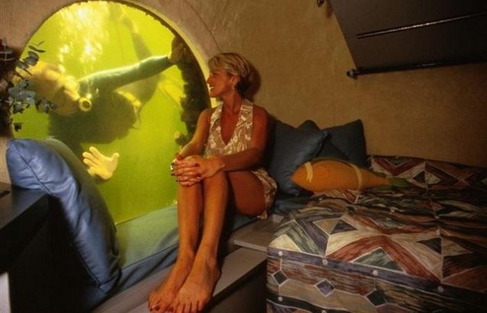 Жизнь под водой становится реальностью.