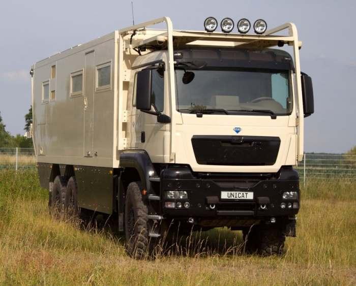 Такой вот замечательный грузовик.