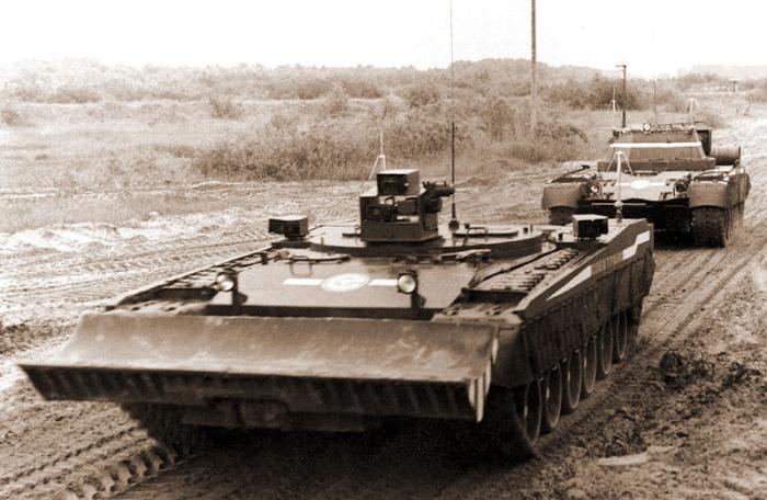 Планировалось создать самые разные машины на базе танкового шасси. ¦Фото: otvaga2004.ru.