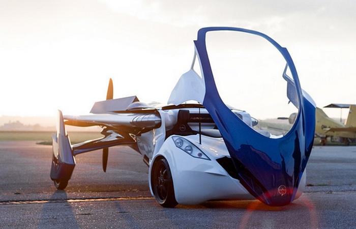 Супермашина: Aeromobil 3.0.