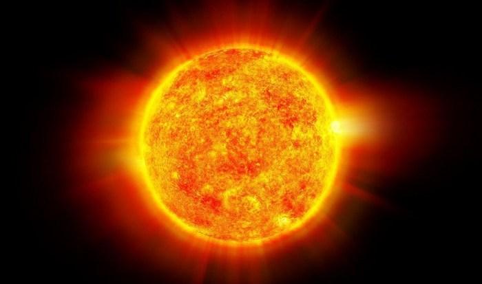 Интересный факт о Вселенной: 99% массы Солнечной системы.