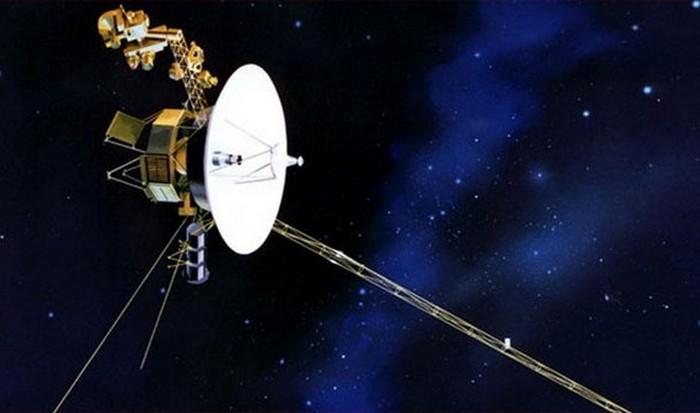 Интересный факт о Вселенной: Voyager 1.