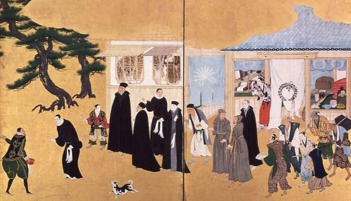 Интересный факт: первый японец-христианин был убийцей в бегах.