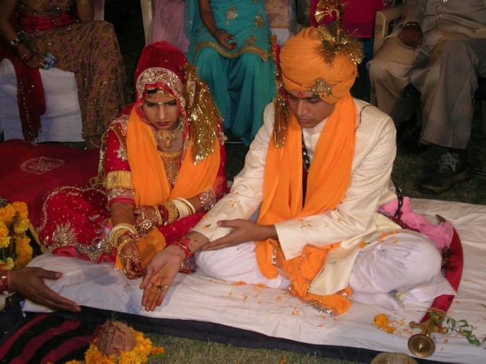 Девадаси: замуж за божество..