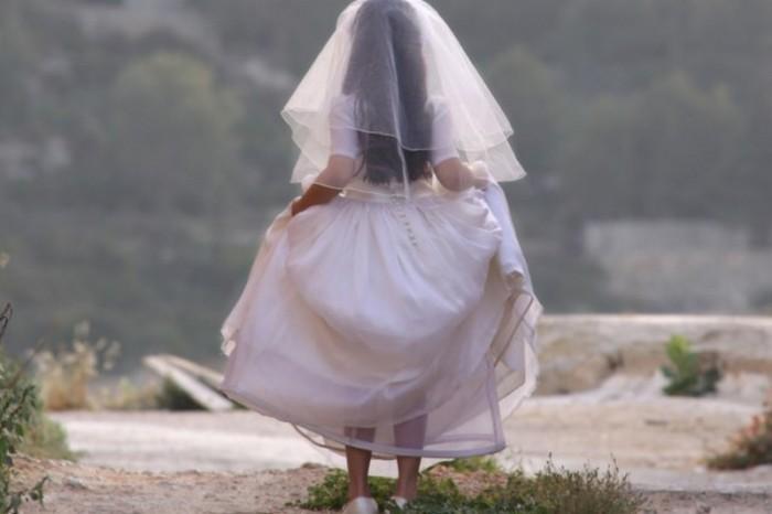 Детский брак.