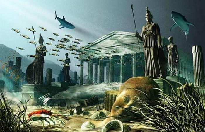 Неразгаданная тайна исчезновения Атлантиды.
