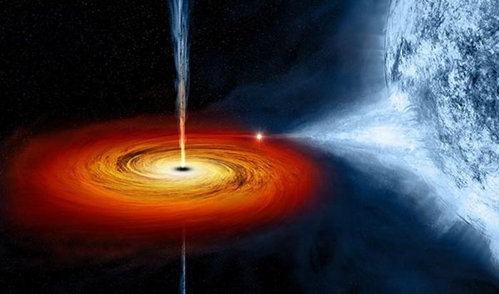 Неразгаданная загадка: что находится внутри черной дыры?
