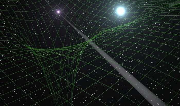 Пока тайна: что вызывает гравитацию?