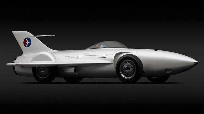 Автомобиль General Motors Firebird 1 XP-21.