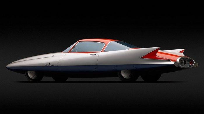 Автомобиль Chrysler (Ghia) Streamline X