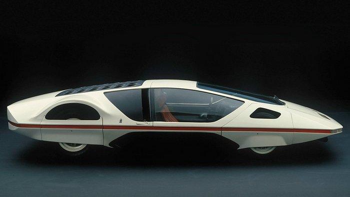 Автомобиль Ferrari (Pininfarina) 512 S Modulo.