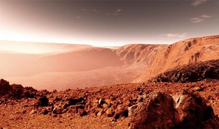 Удивительный факт: жизнь на Марсе.