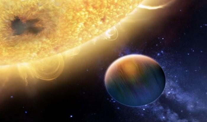 Удивительный факт: горячие Юпитеры.