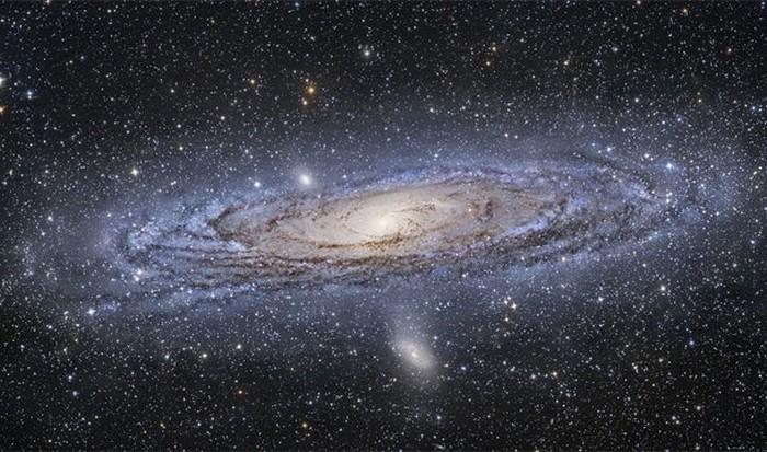 Удивительный факт: центр Вселенной.