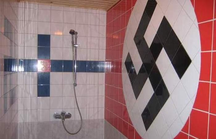 Необычная домашняя мозаика: шокирующая Финляндия.