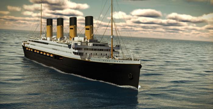 Титаник II.