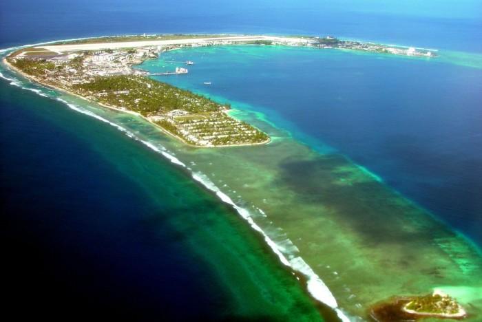 Тот самый архипелаг.