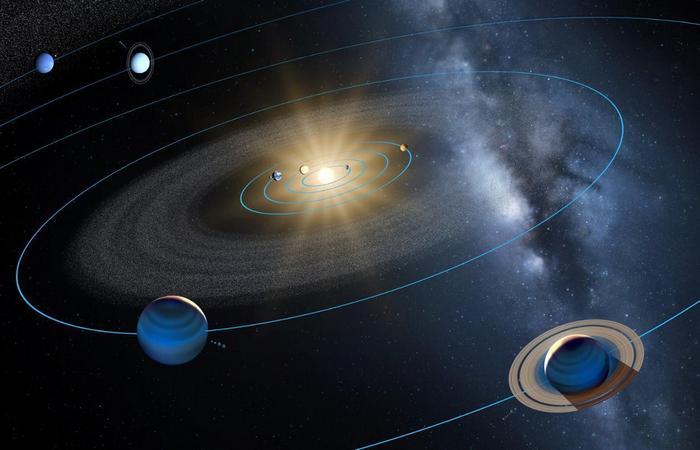Атмосфера Урана.