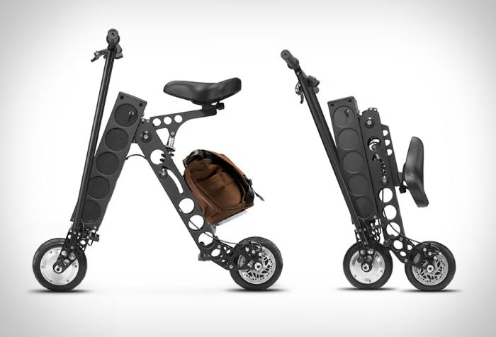 Скутер для самых удобных поездок.