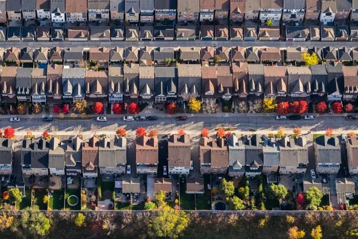 Канадский Торонто - один из самых зеленых городов мира.