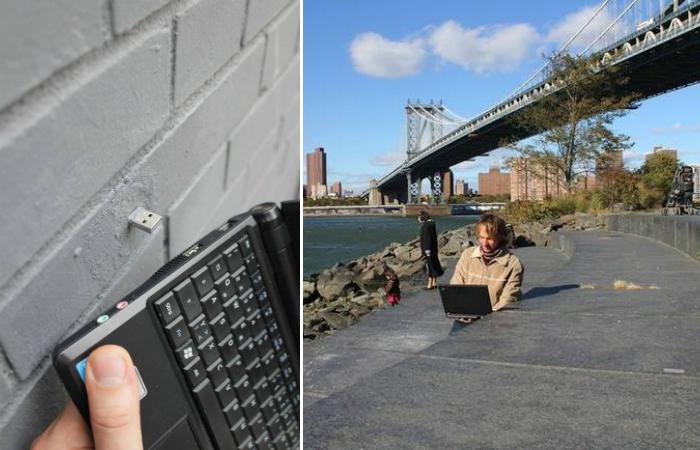 USB-квест: флешки-тайники п всему миру.
