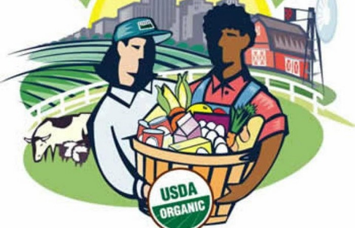 Штамп USDA Organic на импорте?