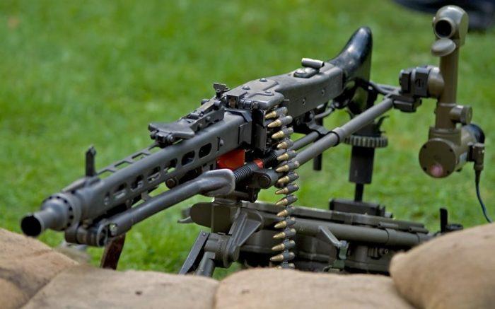 Чаще всего используется в пулеметах. |Фото: yandex.by.