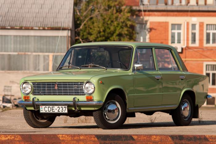 Машина для советского гражданина.