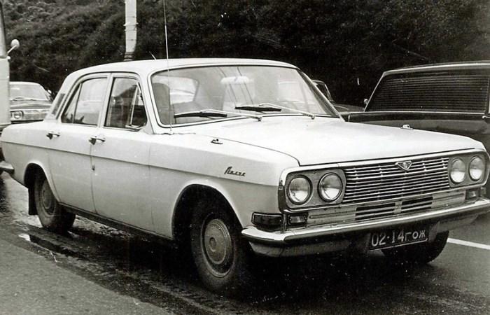 Крайне редкие автомобили из СССР.