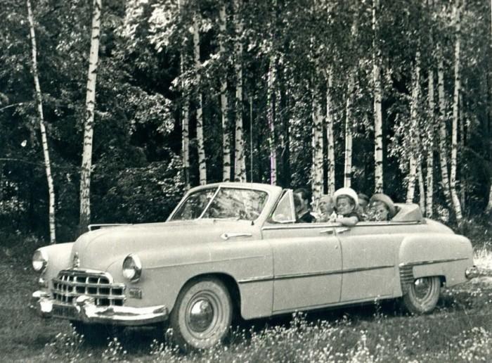 Подававший большие надежды ГАЗ-12А.