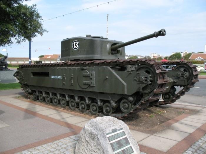 Появился в 1940 году. /Фото: moddb.com.