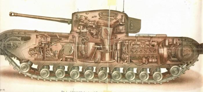 Тяжелый танк на 5 человек. /Фото: 123ru.net.